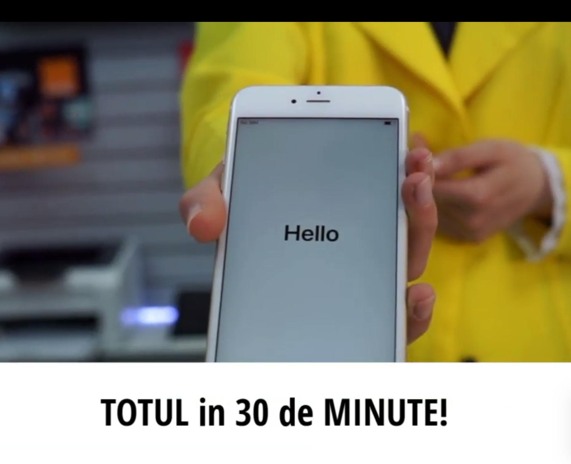 Reparam iPHONE in 30 min!