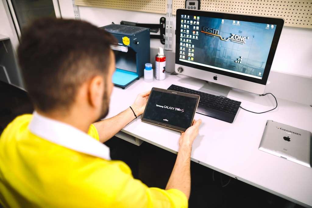 REPARATII TABLETE - SERVICE GSM ZONE IAȘI - Reparații TELEFOANE, tablete și laptop-uri.